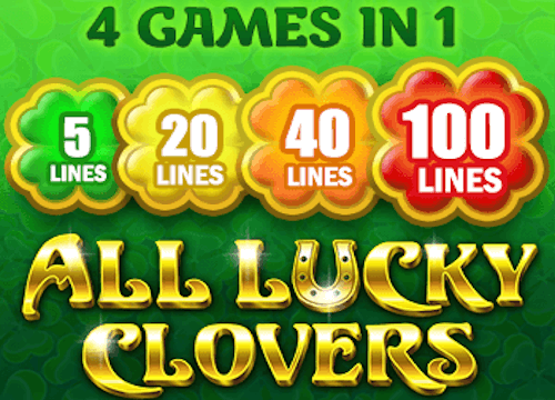 All Lucky Clovers Slots  (BGaming)
