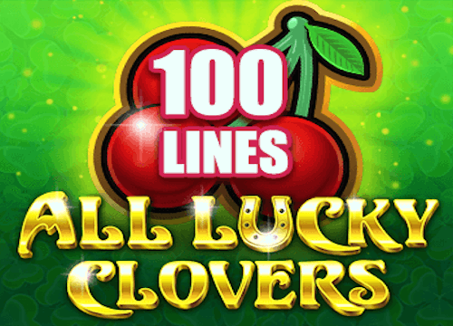 All Lucky Clovers 100 Slots (BGaming)