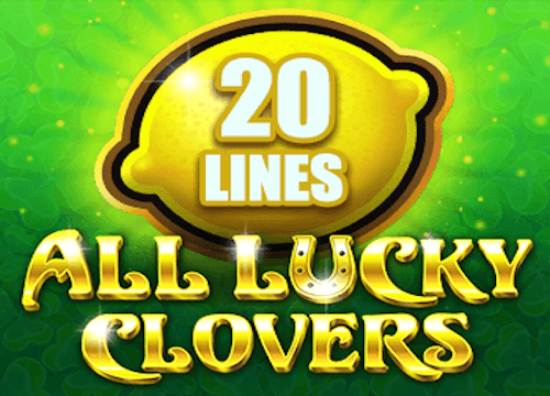 All Lucky Clovers 20 Slots  (BGaming)