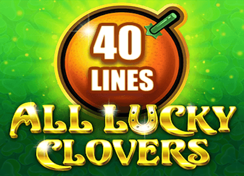 All Lucky Clovers 40 Slots  (BGaming)