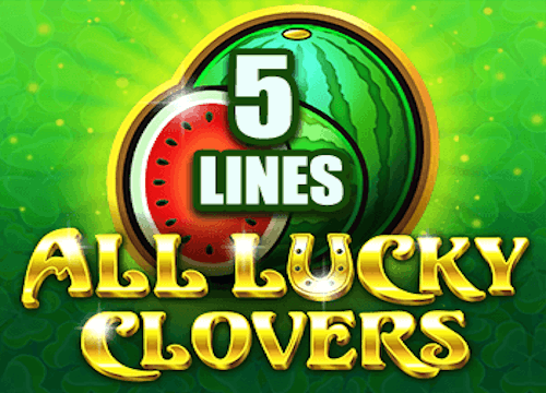 All Lucky Clovers 5 Spielautomaten  (BGaming)