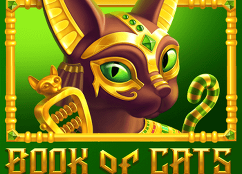 Book of Cats Automaty (BGaming)