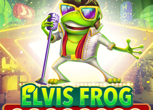 Elvis Frog in Vegas Slots  (BGaming)