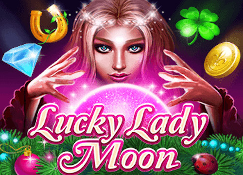 Lucky Lady Moon Slots  (BGaming)