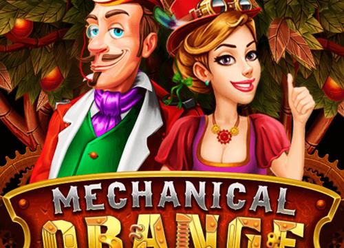 Mechanical Orange Slots  (BGaming)