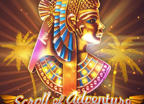 Scroll of Adventure Slots  (BGaming)