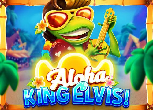 Aloha King Elvis Arcade  (BGaming)