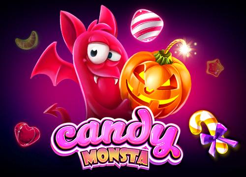 Candy Monsta Arcade  (BGaming)