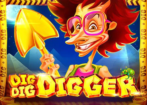 Dig Dig Digger Arcade  (BGaming)