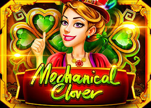 Mechanical Clover Slots  (BGaming)
