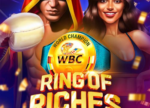 WBC Ring of Riches Árkád  (BGaming)