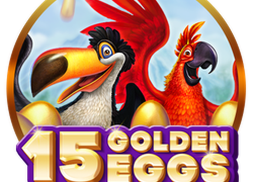 15 Golden Eggs Slots  (Booongo)