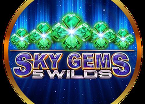 Sky Gems: 5 Wilds Slots  (Booongo)