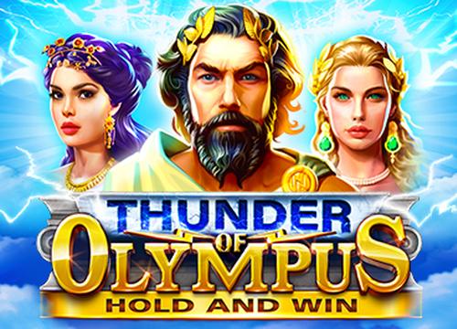 Thunder Of Olympus Slots  (Booongo)