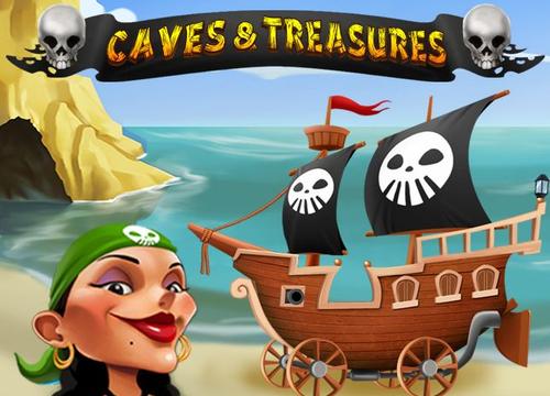 Caves & Treasures Slots  (Caleta)