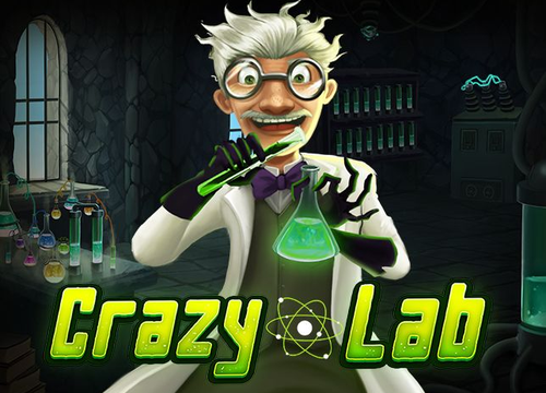 Crazy Lab Slots  (Caleta)