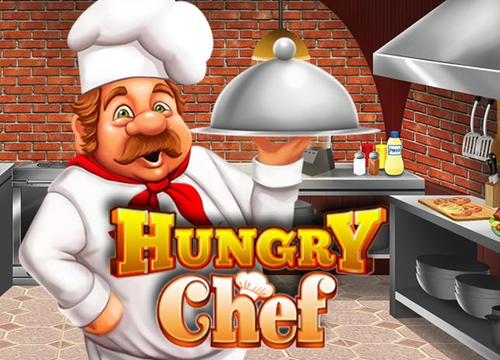 Hungry Chef Slots  (Caleta)