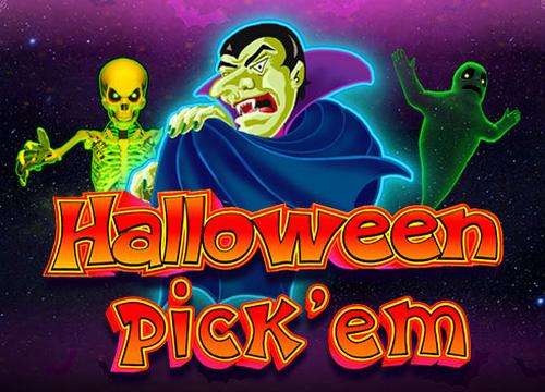 Halloween Pick'em Arcade  (Caleta)