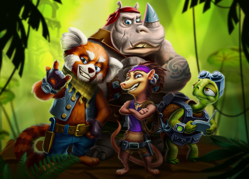 Animal Quest Slots  (Evoplay)