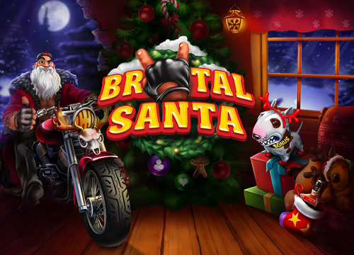 Brutal Santa Slots  (Evoplay)