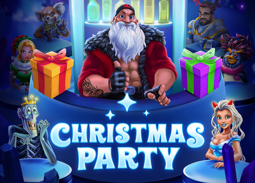 Christmas Party Slots  (Evoplay)