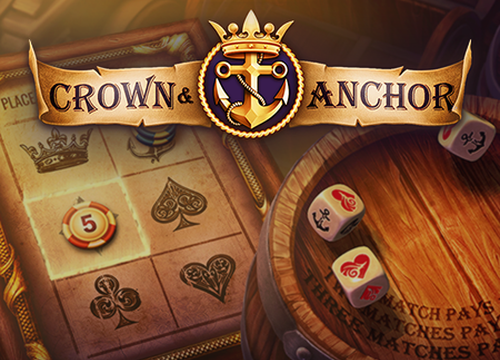 Crown and Anchor Slots  (Evoplay)