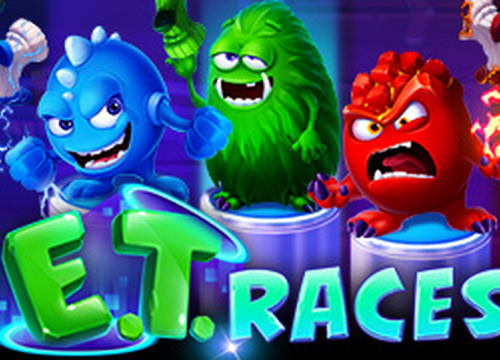 E.T. Races Slots  (Evoplay)