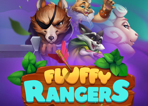 Fluffy Rangers Slots  (Evoplay)
