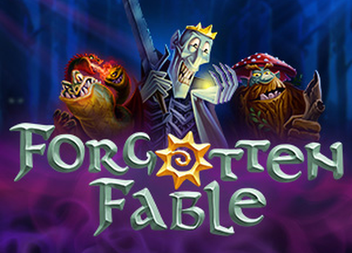 Forgotten Fable Slots  (Evoplay)