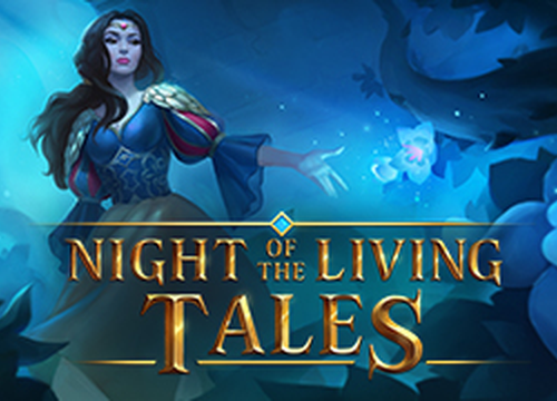 Night Of The Living Tales Slots  (Evoplay)