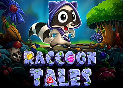 Raccoon Tales Slots  (Evoplay)