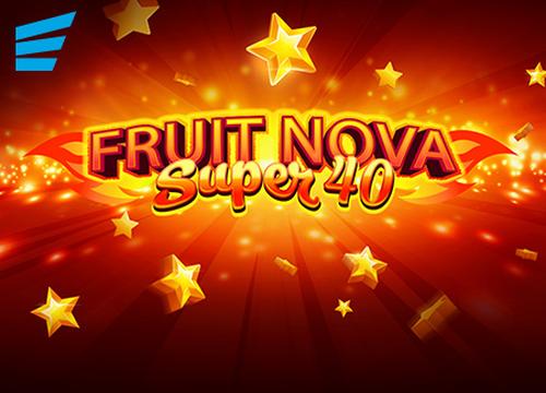 Fruit Super Nova 40 Arcade  (Evoplay)