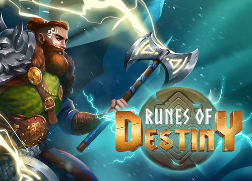 Runes Of Destiny Arcade  (Evoplay)