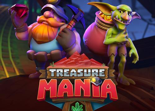 Treasure Mania Arkada  (Evoplay)