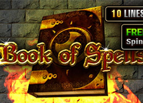 Book of Spells Slots  (Fazi)