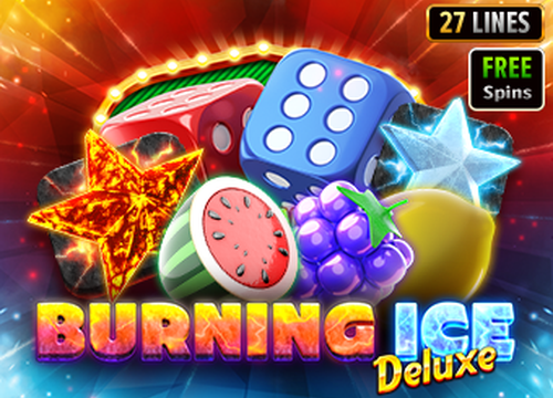 Burning Ice Deluxe Slots  (Fazi)