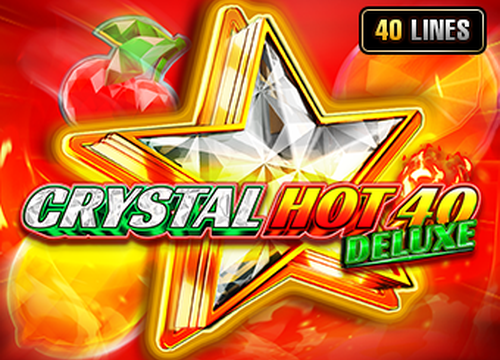Crystal Hot 40 Deluxe Slots  (Fazi)