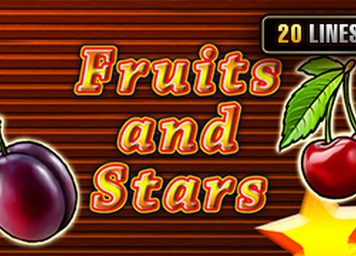 Fruits and Stars Slots  (Fazi)