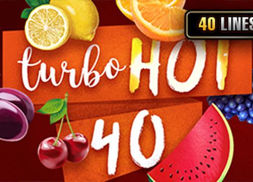 Turbo Hot 40 Slots  (Fazi)