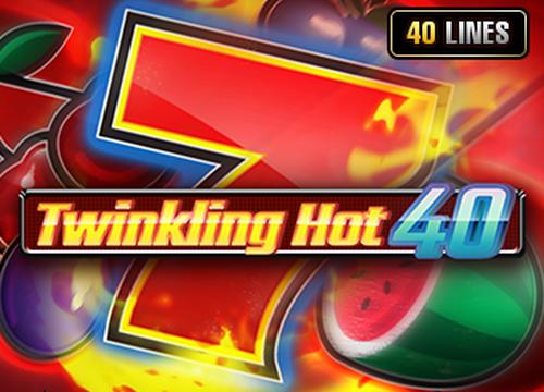 Twinkling Hot 40 Slots  (Fazi)