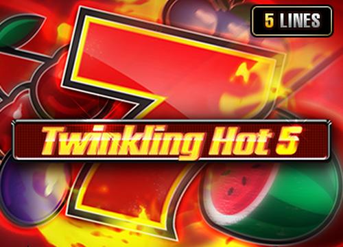 Twinkling Hot 5 Slots  (Fazi)