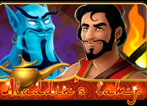 Aladdin's Lamp Slots  (Inbet Games)