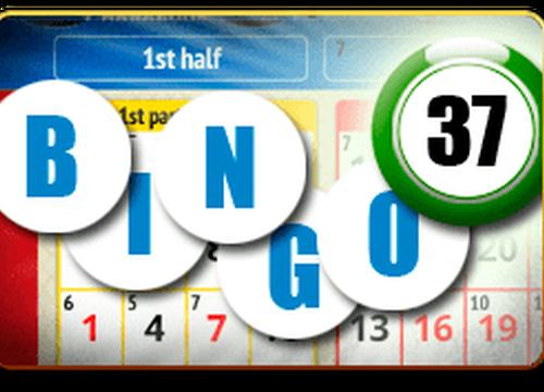 Bingo 37 Ticket   (Inbet Games)