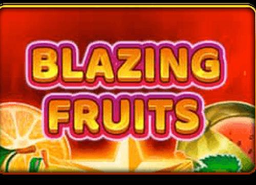 Blazing Fruits (3x3) Slots  (Inbet Games)