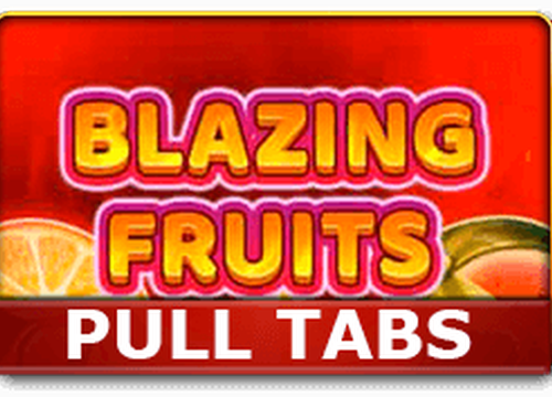 Blazing Fruits (pull tabs) Slots  (Inbet Games)