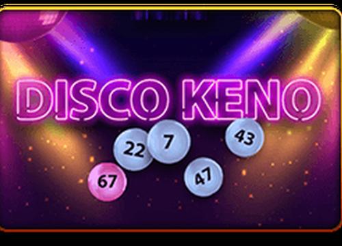 Disco Keno Slots  (Inbet Games)