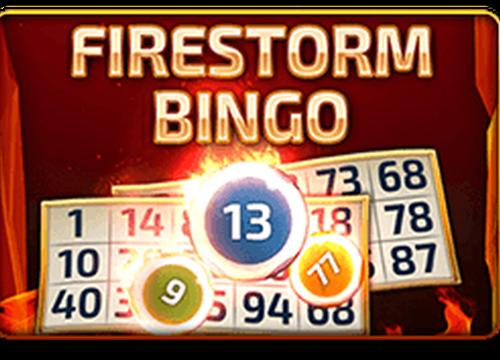 Firestorm Bingo Bingo  (Inbet Games)