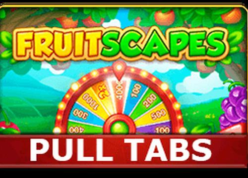 Fruit Scapes (pull tabs) Slots  (Inbet Games)