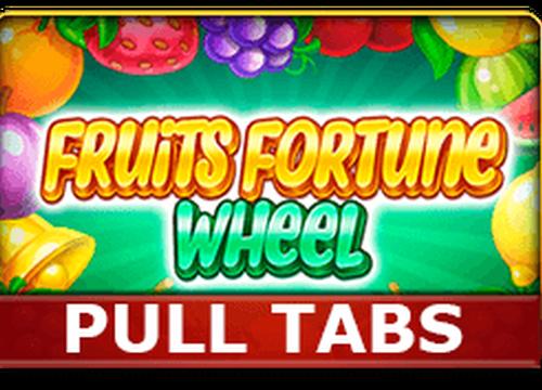 Fruits Fortune Wheel (pull tabs) Slots  (Inbet Games)