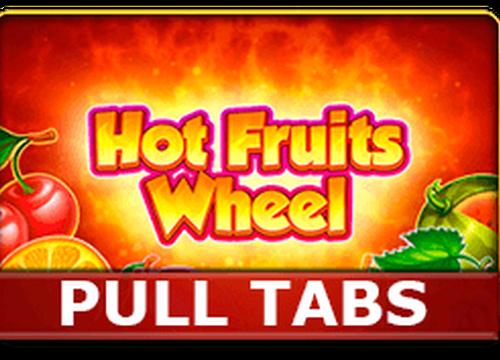 Hot Fruits Wheel (pull tabs) Slots  (Inbet Games)